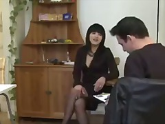 milf, french, rimjob, dp, anal