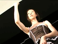 Ladyboy cock wanker - ... video