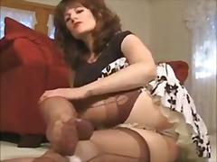 Teasing in fully fashi... video