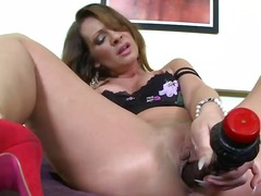 Pamela smile sure loves big cocks