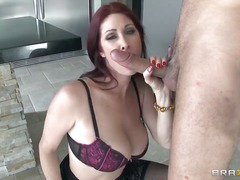 Tiffany mynx is delicious redhead milf