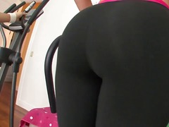 alana evans,  butt, tits, girls, ass,