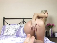 Wetplace Movie:Adorable blonde model jana m s...