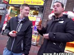 Tourists in amsterdam ... video