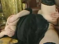 cougar, seduced, blowjob, tits,