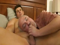 lick, fucking, oral, ass, gay