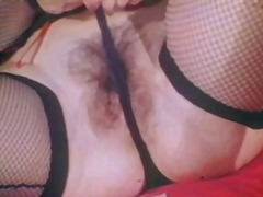 Big tittied grandma ca... video