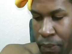 See: Black gay handjob