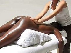 massage, ebony, black, finger,