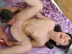Wetplace Movie:Young babe with exquisite and ...