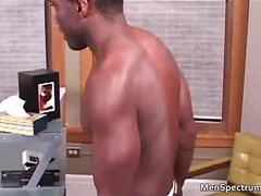 interracial, twinks, office, gay,