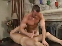 Blowjob & handjob for mature guy