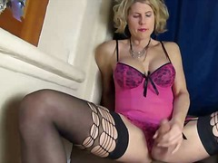 Sexy tranny masturbate... from aShemaleTube