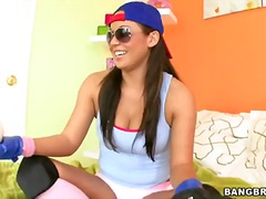 Exotic babe mia lelani... video