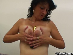 Thumb: Busty granny hailey pl...