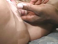 See: Busty blonde gets analed