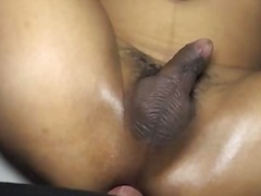 Ladyboy fingered, toye... video
