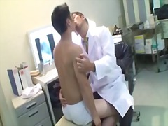 Randy asian doc got a patient