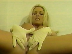 blonde, squirt, big cock,