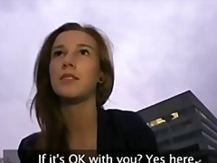 Keez Movies Movie:Public agent 19 y/o teen gets ...