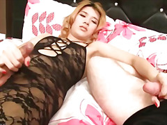 tranny, shemale, asian,