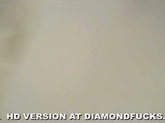 diamond kitty,  big ass, nipples