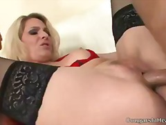 Cougars in heat - ange... video
