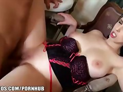 Thick european babe in... video