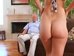 Stepfather bangs big a... preview