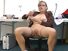 squirt, stockings, masturbation