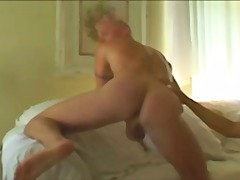 Busrty mature latina bangs bald man