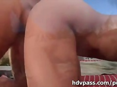 Amy fisher fucks poolside video