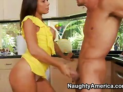 PornSharia Movie:Rachel starr is his wifes sexy