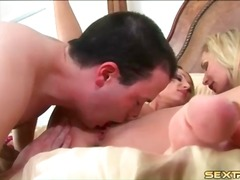 blowjob, threesome, milf,