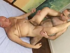 gape, rimjob, dp, style, mature, gay