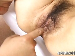 Lina aishima gets her ... from PornerBros