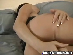 Xhamster - The big dildo is so ea...