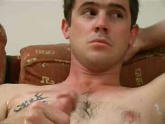 Thumb: Jamie hot wanking