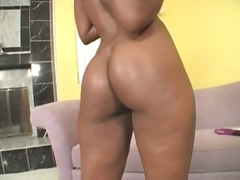 ebony, outdoors, solo,