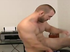 masturbation, gay, bear, jerking,