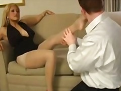 Xhamster Movie:Fun in her hose3x