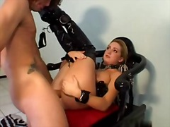 Slave in boots for sex