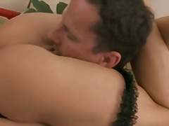 Mandy licks him till h... video
