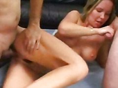 gang, banging, creampies, mature