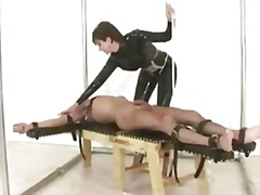 Mistress opressing her servant