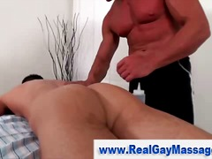 Straight ass rimmed by bear - 05:20