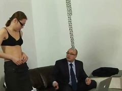 Secretary punished for... video