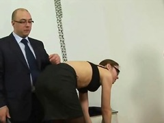 Secretary punished for...