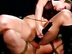 Dominatrix gets to rid... video