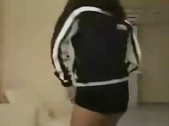 Private Home Clips Movie:Hawt Brunette Hair Dilettante ...